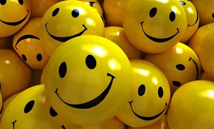 happy smile photo